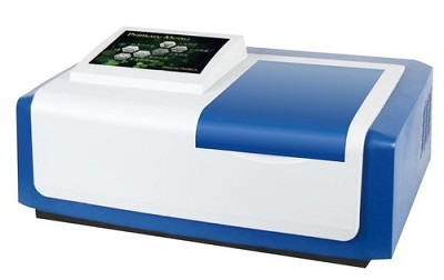 MXP-2900 DOUBLE BEAM SPECTROPHOTOMETER WITH TOUCH SCREEN DISPLAY