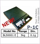 P-1c, Kerro Digital Weighing Scale 1kg 0.1g