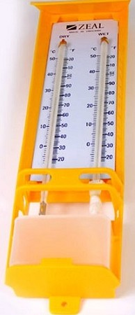 Wet & Dry Thermometer